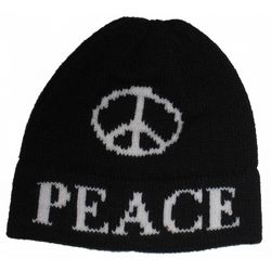 Personalized Peace Sign Cap