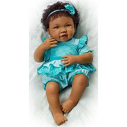 Hold That Pose Destiny Lifelike Baby Doll