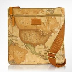 1a Prima Classe Medium Flat Cross-Body Bag