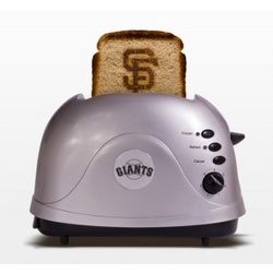MLB San Francisco Giants Toaster