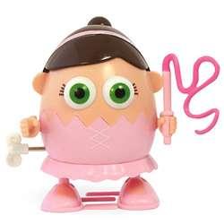 Eggalina Wind-Up Desktop Toy