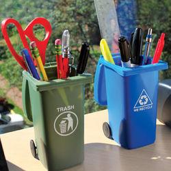 Desktop Trash and Recycle Bin Organizers