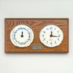 Slack Tide Nautical Clock
