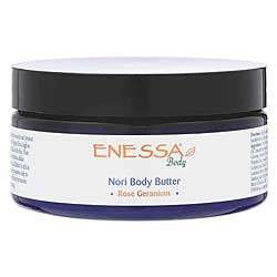 Rose Geranium Enessa Nori Body Butter