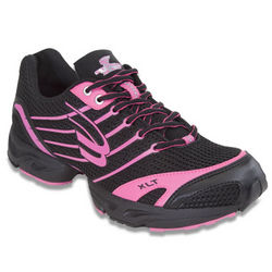 Lady's Spring Loaded Racing Shoes