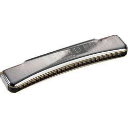 Octave Double Row Echo Harmonica