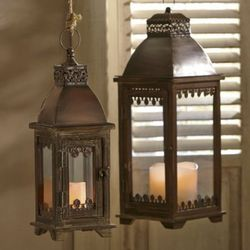 Old World Garden Lanterns
