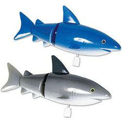 Swimming Sharks Bath Toys