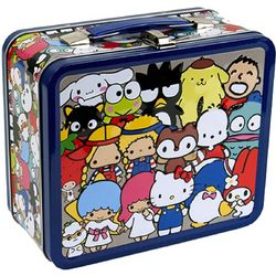 Sanrio Characters Lunch Box