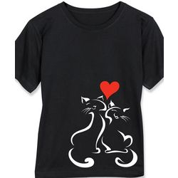 Cats in Love Nightshirt
