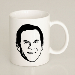 George W. Bush Coffee Mug