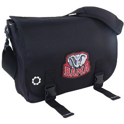 Men's Univ. of Alabama MessengerStyle Diaper Bag