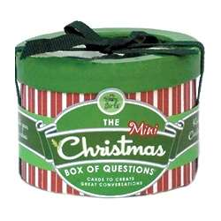 The Mini Christmas Box of Questions