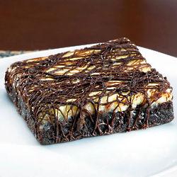 One Dozen Cheesecake Brownies