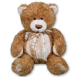 Personalized Brown Sugar Teddy Bear