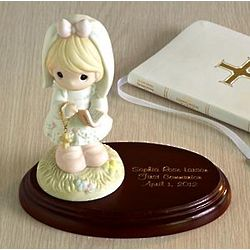 Precious Moments First Communion or Confirmation Figurine