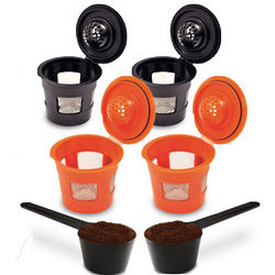 Cafe Cup Reusable Coffee Cup Filter