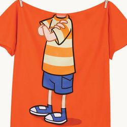 Phineus Body Shirt