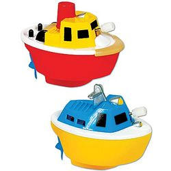 Chug Chug Boats Bath Toys
