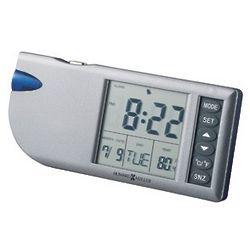 Flashlight Travel Alarm Clock