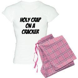 Penny's Holy Crap on a Cracker Light Pajamas