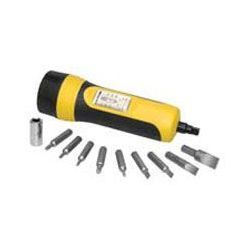 Fat Torque Wrench Screwdiver with 10 Bit Set