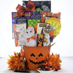 Spooky Sweets & Treats Halloween Gift Basket for Kids