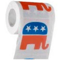 Republican Toilet Paper Roll