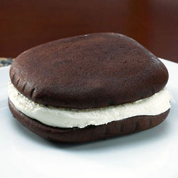 One Dozen Classic Chocolate Whoopie Pies