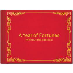 Year of Fortunes Book