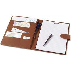 Soft Sided Snap Padfolio