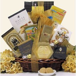 Relax and Enjoy Gourmet Gift Basket