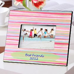 Personalized Watercolors Picture Frame
