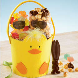 Easter Duck Gift Tote
