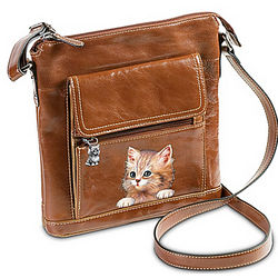 Kitten Couture Crossbody Bag
