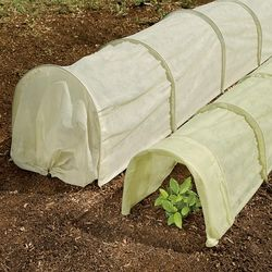 Breathable Protective Fleece Plant Tunnels