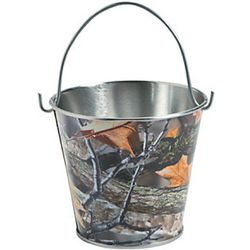 Small Camouflage Pails