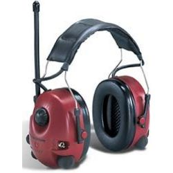 Alert AM/FM Stereo Hearing Protector Headset