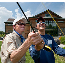 Manchester, Vermont Fly Fishing School
