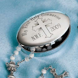 Keepsake Rosary Case