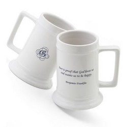 Personalized Famous Quotes Beer Stein