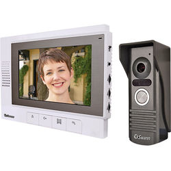 High Resolution Intercom System with 7 inch LCD Screen