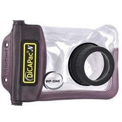 Waterproof Digital Camera Case Zoom Lens
