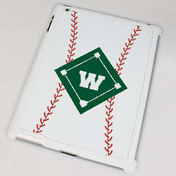 Personalized Baseball iPad 2 Case