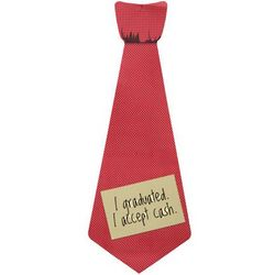 Graduate Big Guy Sticky Tie