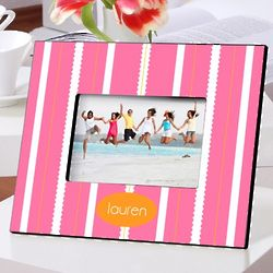 Personalized Beach Blanket Picture Frame