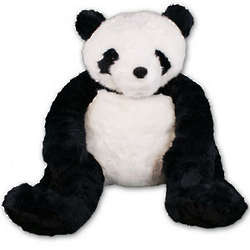 Personalized Jumbo Panda Bear Stuffed Animal