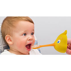 Feed Me Ducky Baby Spoon