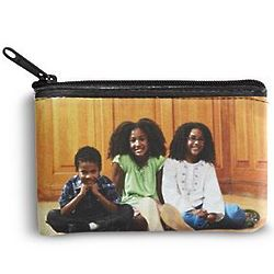 Personalized Color Photo Coin Purse