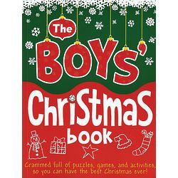 The Boys' Christmas Book of Activities